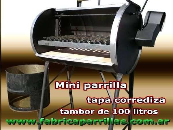 Mini-parrillas-tambor
