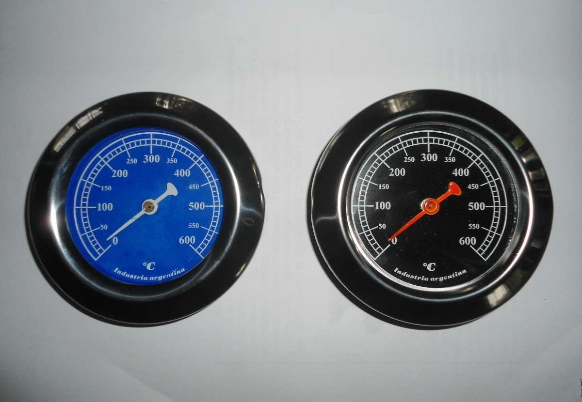 Reloj Pirometro Medidor Temperatura