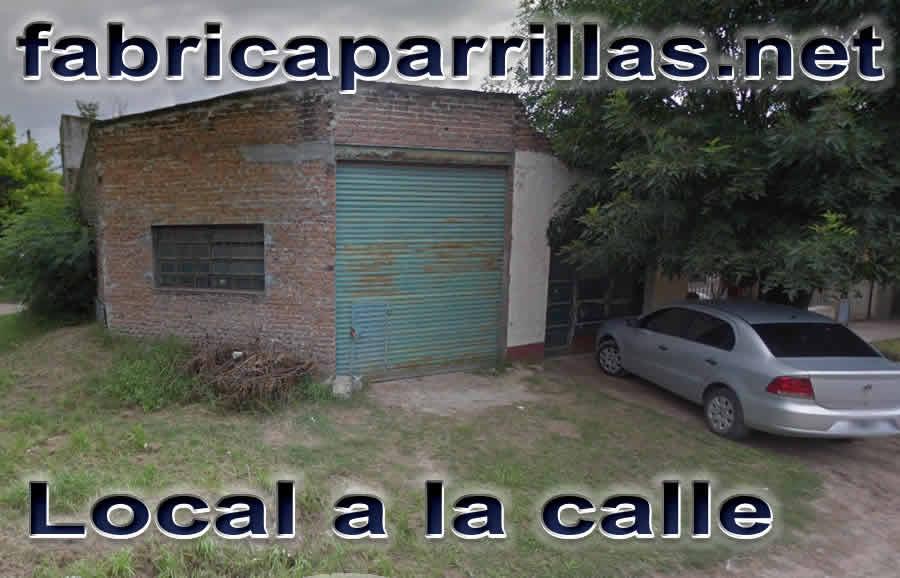 Donde estamos Fabrica parrillas Calle 102 Número 3116 Entre 103 y 105 , Mercedes, Buenos Aires